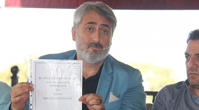 Murat Aydın: Türkiye'ye örnek olacağız