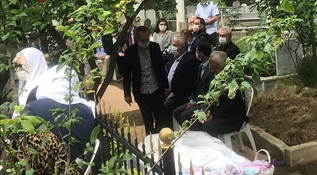 Görkem Çiler mezarı başında anıldı