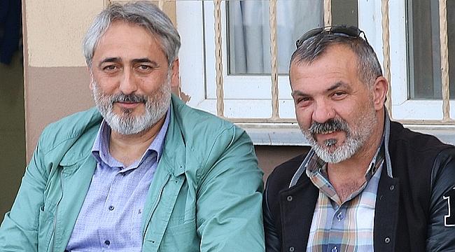 Murat Aydın Başkanlara teşekkür etti